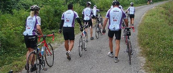 Day Ride tour in Cambodia - Phnom Penh to Oudong Mountain Trails.