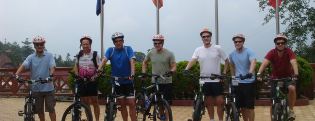 Southern Phnom Penh Adventure Cycling Tour