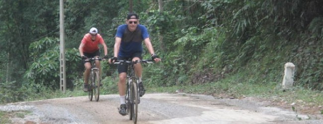 Northern Vietnam Cycling
