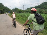 Great Cambodia Biking Tour – 15 days