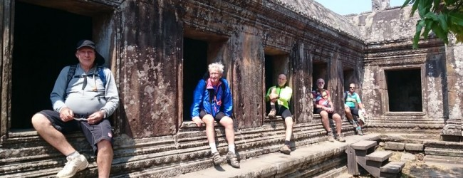 Angkor Wat Adventure Cycle Tour- 1 days