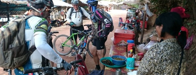Siem Reap Haft Day Cycling Tour