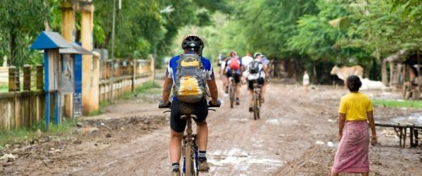 Cycle The Ancient Tempples Of Takeo- 2 Days