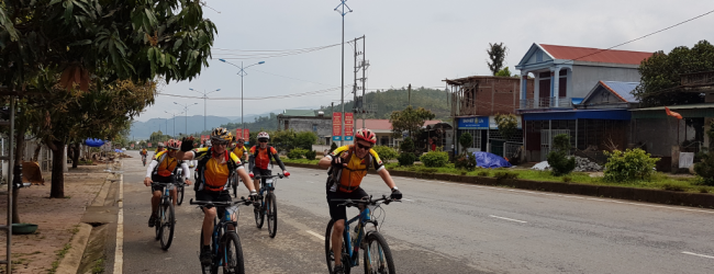 Phnom Penh Cycling To Siem Reap – 3 Days