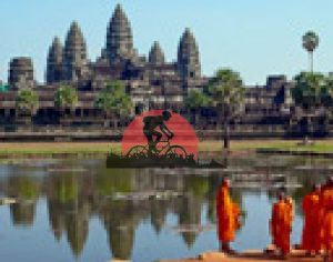 Angkor Temple Sunrise Cycle Tour – 1 day