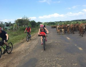 Siem Reap Cycling To Phnom Penh – 3 Days